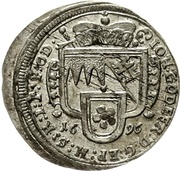 1 Schilling - Johann Gottfried II. Guttenberg – obverse