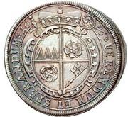 ¼ Thaler - Johann Gottfried II von Guttenberg – reverse