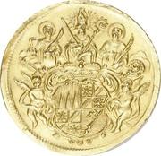 1 Goldgulden - Johann Philipp von Greiffenclau zu Vollraths (Neujahrsgoldgulden)