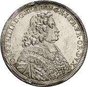 1 Thaler - Johann Philipp von Greiffenklau zu Vollraths – obverse