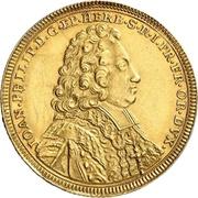 2 Ducat - Johann Philipp von Greiffenclau zu Vollraths – obverse
