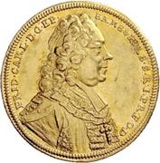 2 Ducat - Friedrich Karl von Schönborn – obverse