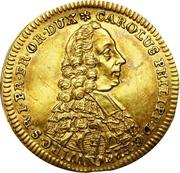 1 Goldgulden - Karl Philipp von Greiffenklau-Vollraths – obverse
