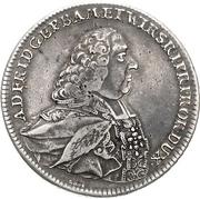 1 Thaler - Adam Friedrich von Seinsheim (Konventionstaler) – obverse