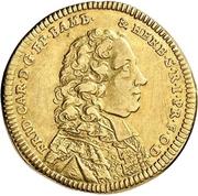 1 Goldgulden - Friedrich Karl von Schönborn – obverse