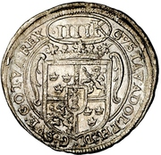 4 Kreuzer - Gustav II. Adolf – obverse