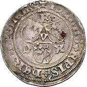 1 Schilling - Johann III. von Grumbach – obverse