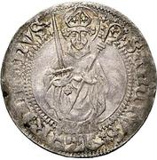 1 Schilling - Johann III. von Grumbach – reverse