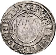 1 Schilling - Rudolf II. von Scherenberg – obverse