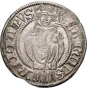 1 Schilling - Rudolf II. von Scherenberg – reverse