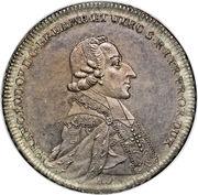 2 Thaler - Franz Ludwig – obverse