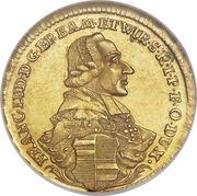 1 Goldgulden - Franz Ludwig – obverse