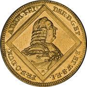 1 Ducat - Adam Friedrich von Seinsheim – obverse