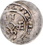 1 Denar - Gottfried I. von Spitzenstein-Helfenstein – reverse
