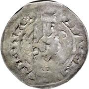 1 Pfennig - Konrad I. von Querfurt -  obverse