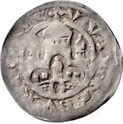 1 Pfennig - Konrad I. von Querfurt – reverse