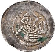 1 Pfennig - Otto I. von Lobdeburg – obverse