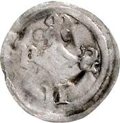 1 Pfennig - Johann I. von Egloffstein – reverse