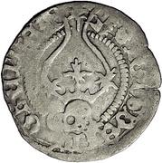 1 Schilling - Sigismund von Sachsen – reverse