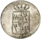1 Kreuzer - Ferdinand von Österreich – obverse