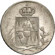 6 Kreuzer - Ferdinand von Österreich – obverse