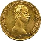 1 Goldgulden - Ferdinand von Österreich – obverse