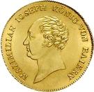 1 Goldgulden - Joseph von Bayern – obverse