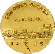1 Goldgulden - Joseph von Bayern – reverse
