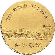 1 Goldgulden - Ludwig I. – reverse