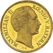 1 Goldgulden - Maximilian II (Neujahrsgoldgulden) – obverse