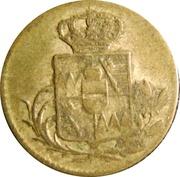 3 Kreuzer - Ferdinand III of Austria – obverse