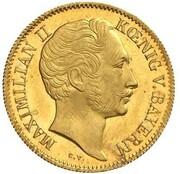 1 Goldgulden - Maximilian II. (Neujahrsgoldgulden) – obverse