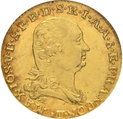 1 Goldgulden - Maximilian IV Joseph von Bayern – obverse