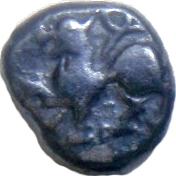 ⅙ Kahavanu - Singhana Deva II – obverse