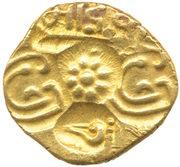 1 Padmatanka - Bhillama V – obverse