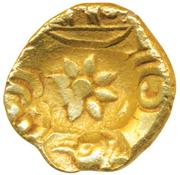 1 Padmatanka - Krishnadeva – obverse