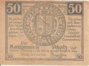 50 Heller (Ybbsitz) -  reverse