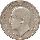 10 Dinara - Aleksandar I – obverse