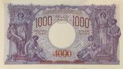 4000 Kruna (overprint on 1000 dinara) – obverse