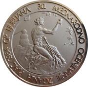 Medal - 30th International Evaluation of Spirits (Ljubljana) – obverse