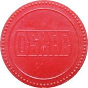 Token - Tovarna Zlatorog (Maribor, red) – reverse