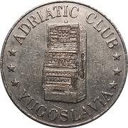Token - Adriatic Club (Split) – obverse