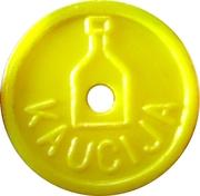 Deposit Token - Kaucija (yellow) – reverse