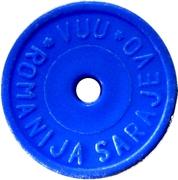 Deposit Token - Kaucija (blue) – obverse