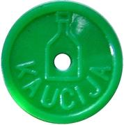 Deposit Token - Kaucija (green) – reverse