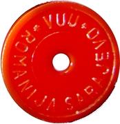 Deposit Token - Kaucija (orange) – obverse