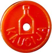 Deposit Token - Kaucija (orange) – reverse
