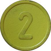 Token - Bingo (2) – reverse