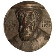 Medal - Matija Vlacic Ilirik – obverse