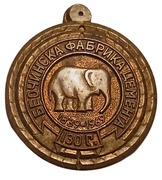 Medal - 130th Anniversary of Beocin Cement Plant – obverse
